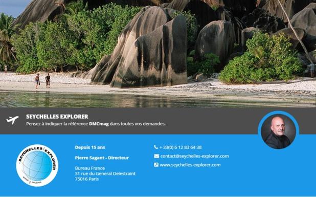 Seychelles Explorer rejoint DMCMag.com - DR