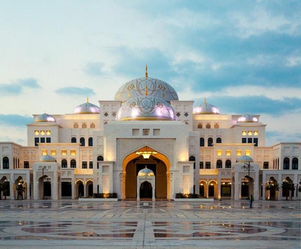 Le Palais Présidentiel d'Abu Dhabi ouvre ses portes au public - Photo DR