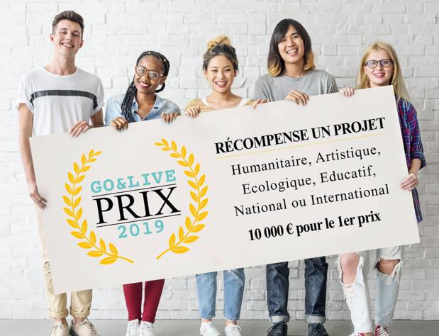 Lancement du Prix « Apprenez le monde » 10 000 € pour lancer le projet gagnant Ouverture des candidatures le 15 Avril 2019 - DR
