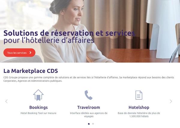 """CDS veut devenir le """"Trivago du voyage d'affaires"""" - Crédit photo : CDS Groupe"""