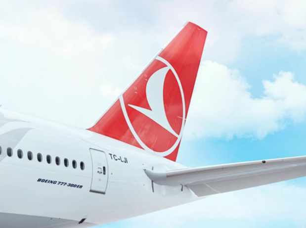 Turkish Airlines a transporté 72 millions de passagers en 2018 ©Turkish Airlines