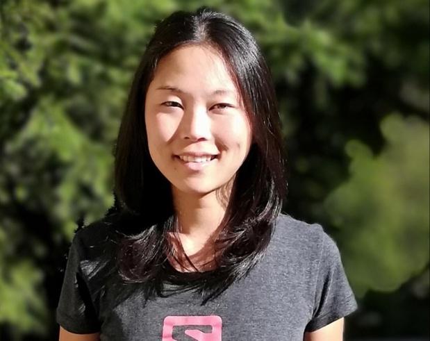 A seulement 24 ans, Kaline Osaki est, depuis le 7 mars 2019, la nouvelle responsable du pôle Business Development du Cluster Montagne - DR : Cluster Montagne