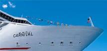 Carnival Splendor nouveau paquebot de 3006 passagers