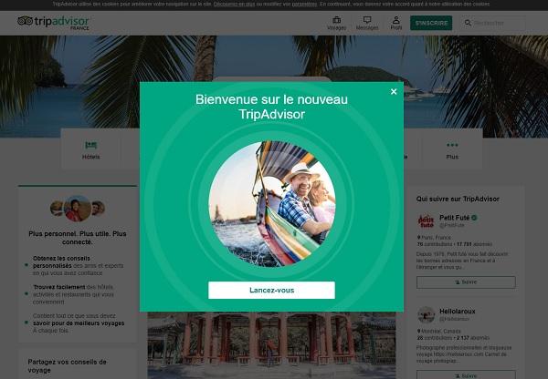 """TripAdvisor étend sa solution """"résultats sponsorisés"""" à l'ensemble des établissements - Crédit photo : DR"""