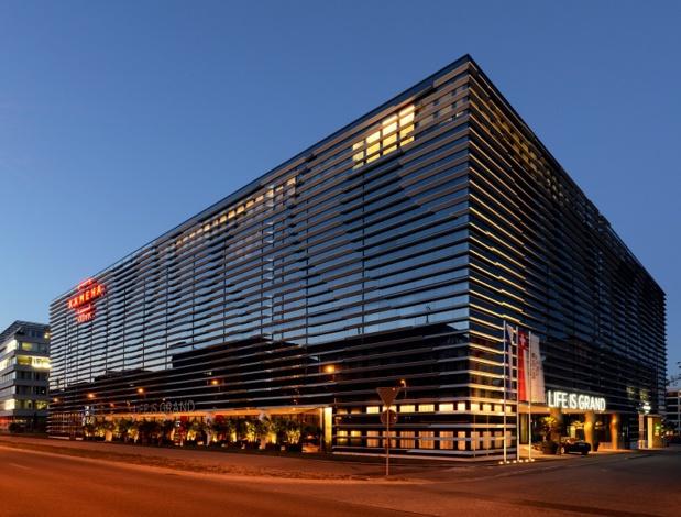 Zurich est aussi une métropole lifestyle. L'hôtellerie le prouve à chaque instant, avec des concepts toujours plus innovants !   Cette audace est notamment incarnée par le Kameha Grand Zurich - DR : Hôtel Kameha