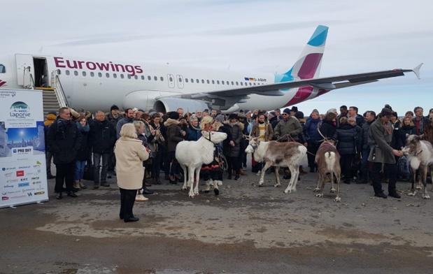 La convention des EdV Ile-de-France s'est déroulée en Laponie suédoise - DR CE