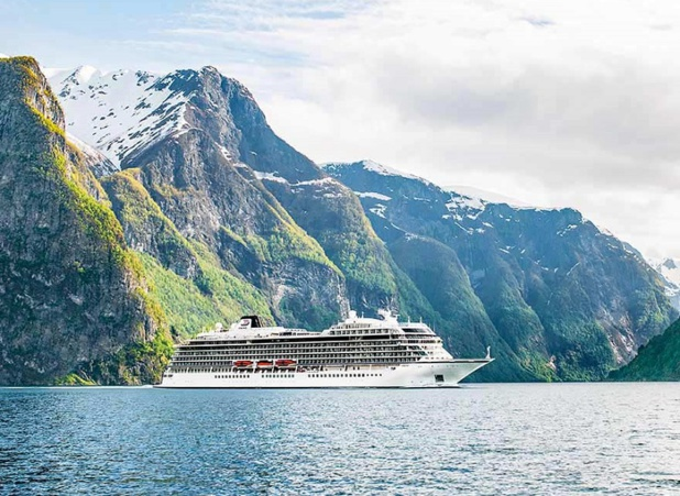 - DR : Viking Cruises