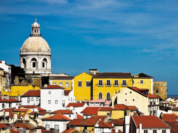 Avec 4 titres parmi le top 10, Lisbonne et le Portugal ont dominé les ventes de guides de voyages en 2018 © Turismo de Lisboa/A.Cabral