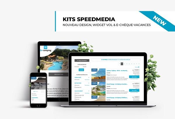 SpeedMedia : vous pouvez maintenant accepter les e-chèques-vacances - Crédit photo : SpeedMedia