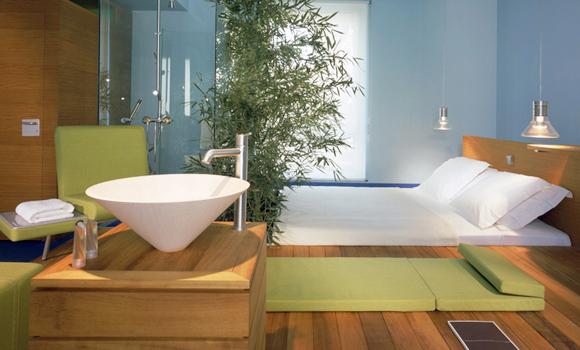 Le Hi Hotel propose 9 concepts pour 38 chambres - DR
