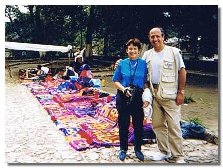 Annie et Jean Missistrano de Daumesnil Voyages