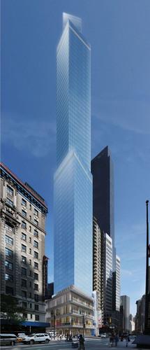 L'hôtel sera situé au 1717 Broadway, sur la 54e rue à New York - DR : Marriott Int.