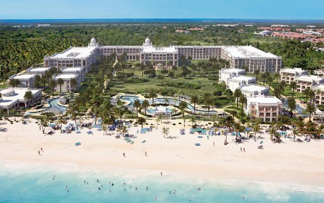 Le Riu Palace Bavaro, un resort situé sur la plage d'Arena Gorda, à Punta Cana, ouvrira en décembre 2011 - DR : Riu Hotels