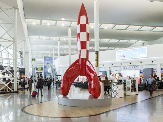 Près de 250 destinations sont accessibles depuis l'aéroport de Bruxelles