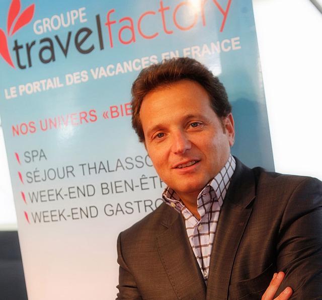 """Yariv Abehsera : """"Le grand gagnant de l'été c'est le C2C, l'achat en direct mais les agences de voyages commencent à prendre la main. Il faudrait qu'elles communiquent davantage pour faire savoir qu'elles peuvent vendre la France avec de bons conseils, de bons produits et de bons prix"""" - DR"""