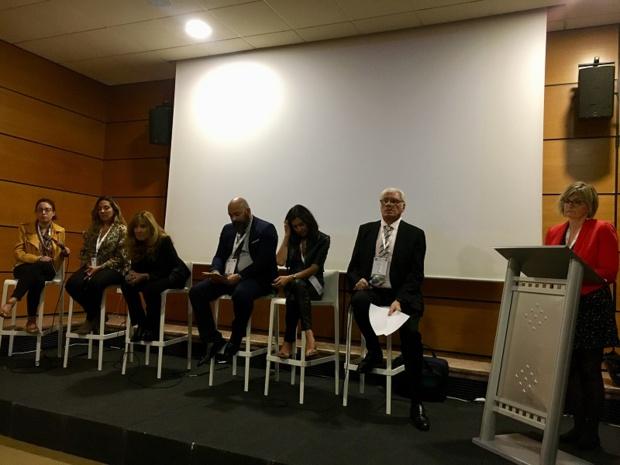 Jeudi 28 mars 2019, une table-ronde sur les problématiques de l'emploi dans le tour-opérating et agences de voyages a été organisée sur le salon du Ditex. - CL