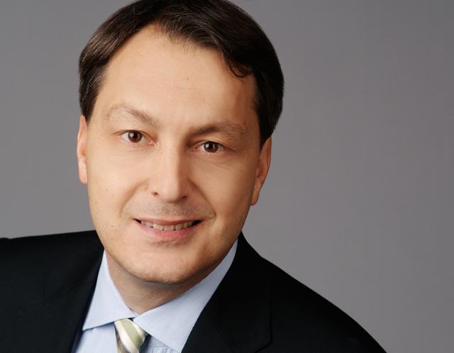 Harald Eisenaecher, nouveau vice-président pour l'Europe, le Moyen-Orient et l'Afrique, prendra ses nouvelles fonctions à compter du 1er septembre 2011 - DR