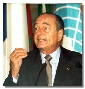 « Vignette Chirac » : le Président remet le couvert...