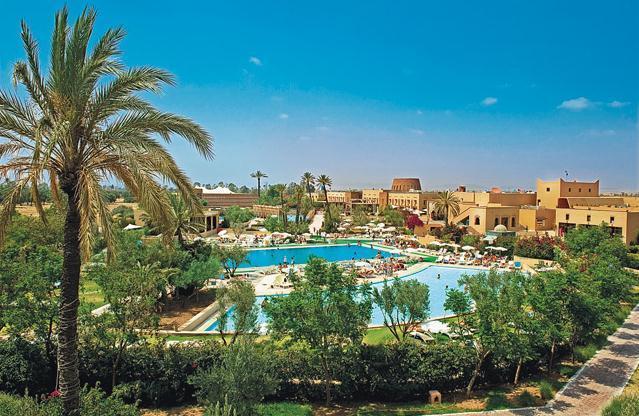 Le Club Marmara Madina, à Marrakech accueillera  Joséphine, Ange Gardien, dans le rôle d'une monitrice de tir à l'arc - DR