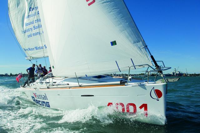 La flotte de F40 est basée dans la Marina Rubicon de Lanzarote - DR : Sunsail