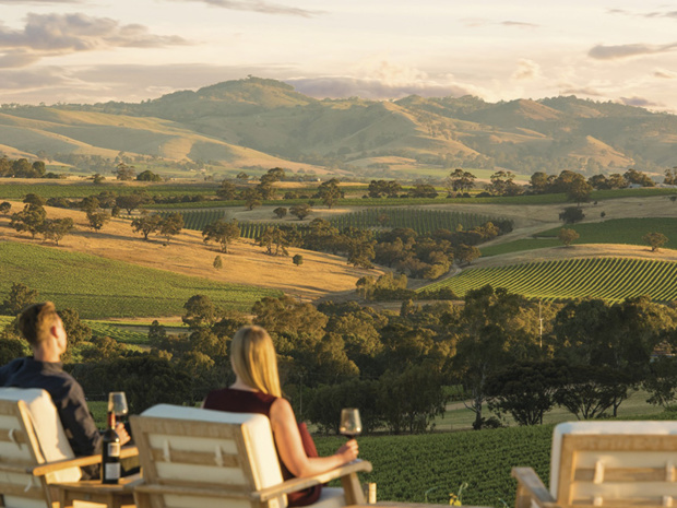 Barossa Valley - DR South Australian Tourism Commission