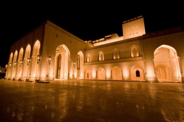 Le Royal Opera House Muscat ouvrira ses portes  le 12 octobre 2011 - DR : OT Oman