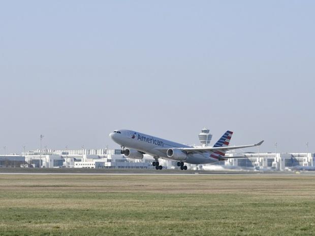 American Airlines reliera Munich et Charlotte, en Caroline du Nord, tous les jours - DR : Alex Tino Friedel, Munich Airport