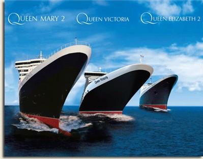 Une nouvelle Reine pour Cunard