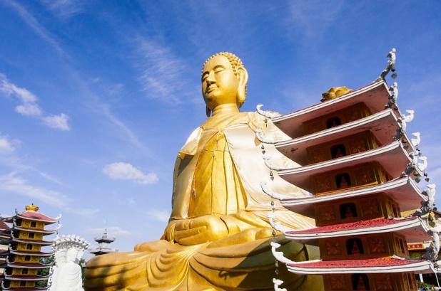Saviez-vous qu'il y avait aussi des pagodes en France ? - DR : Mathieu Mouillet