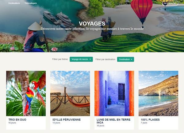 Worldia : le TO techno propose des voyages de noces en marque blanche