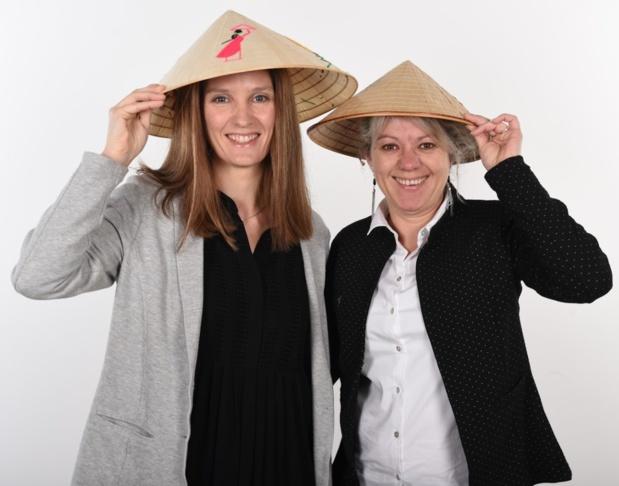 Par passion du métier, Annabelle Gaultier et Sandrine Serais ont créé leur propre agence - DR : Santana Voyages