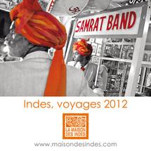 Maison des Indes : les nouveautés voyages 2012