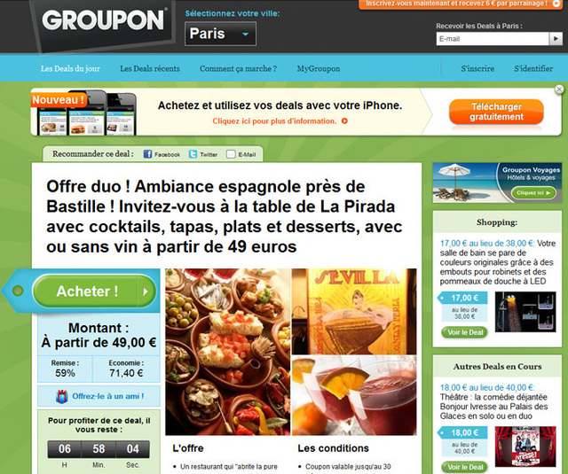 Groupon pourrait-il devenir insolvable d'ici 6 mois ?