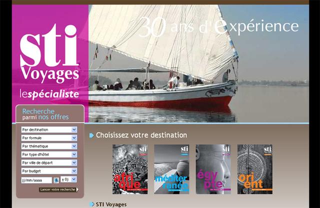 Après la brochure groupes sortie en mai, 4 brochures voyages individuels vont donc paraître courant septembre : Egypte, Afrique avec 15 destinations, Moyen-Orient avec 10 destinations et Méditerranée avec 4 destinations - DR