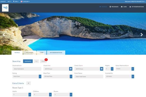 Yalos Tours a mis en ligne un tout nouveau site internet avec disponibilités en temps réel - DR