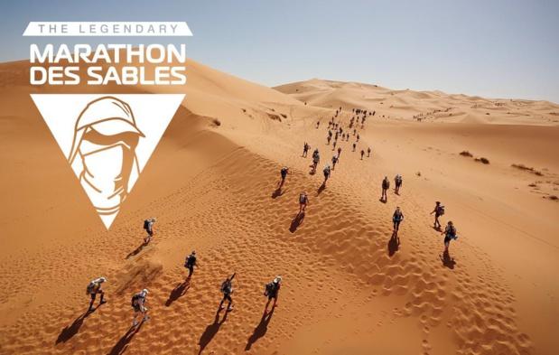 44 coureurs porteront haut les couleurs de l'agence spécialiste du voyage à pied, constituant 5% du peloton. © Marathon des Sables