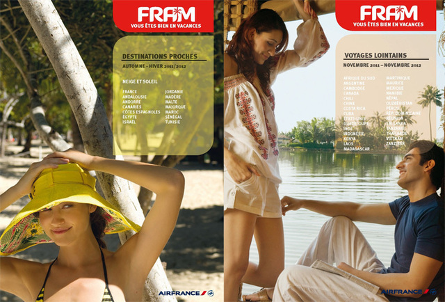 FRAM : 5 nouveaux Framissima cet hiver