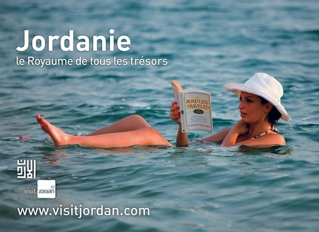 L'Office de tourisme de Jordanie lance une campagne de communication multimédia en France le 5 septembre 2011 - DR