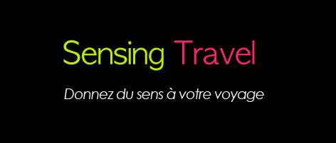 Le site internet de Sensing Travel enfin disponible !
