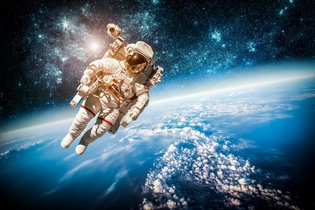 A quand un tourisme spatial de masse ? Jusqu'à aujourd'hui, sept voyages privés ont été organisés dans l'espace - Depositphotos