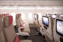 La Classe Economie d'Asiana Airlines