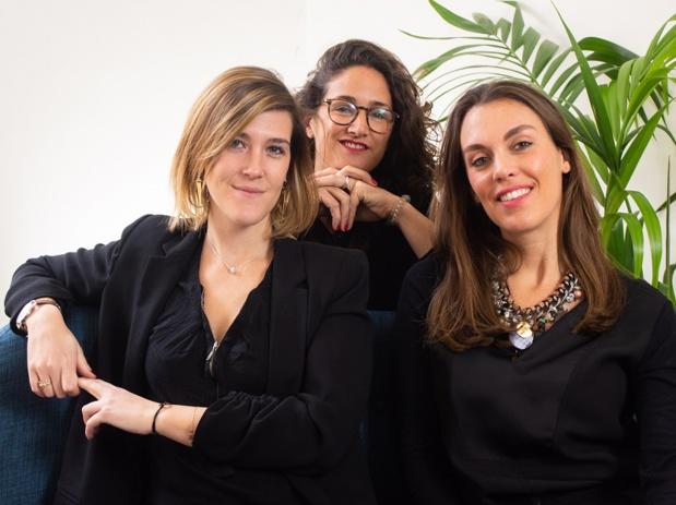 Mathilde Boyer, Mélody Thiebaut et Amélie Heimburger ont lancé LVE Travel - Photo LVE Travel