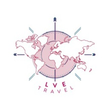 Le logo de LVE Travel - DR