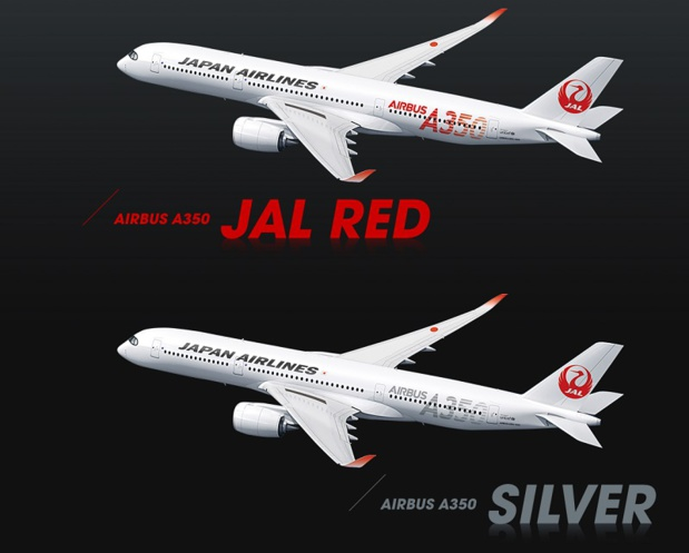 L'A350 desservira Sapporo, Okinawa, Osaka Itami également au départ de Tokyo Haneda - DR