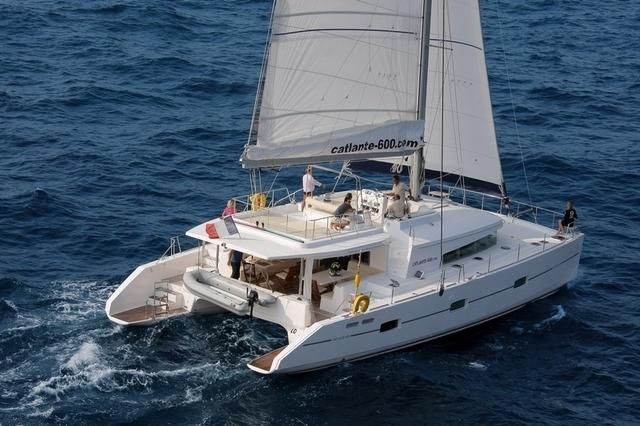Catlante Catamarans lance une offre spéciale agents de voyages
