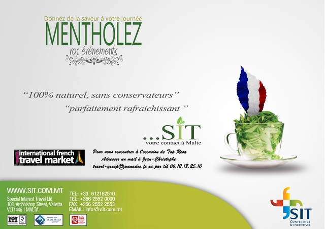 SIT MALTE vous invite à TOP RESA!