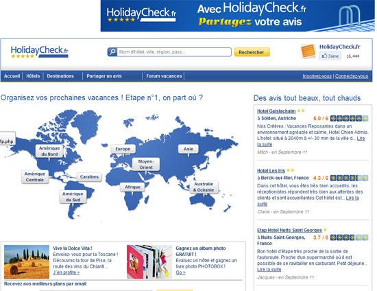 Pour 2011 les nouveautés sont le lancement de  l'activité « Croisières », l'outil HotelManager, et le lancement début 2012 de DestinationManager