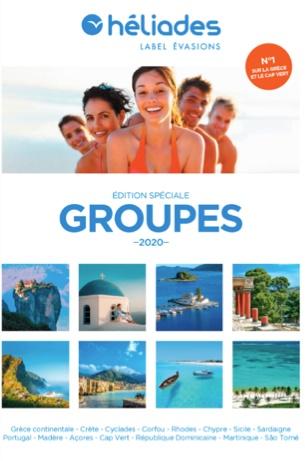 La nouvelle brochure groupes 2020 - DR