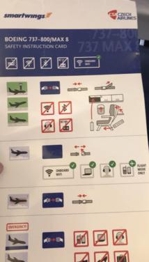 Boeing : Smartwings cache un MAX de pochettes surprise...