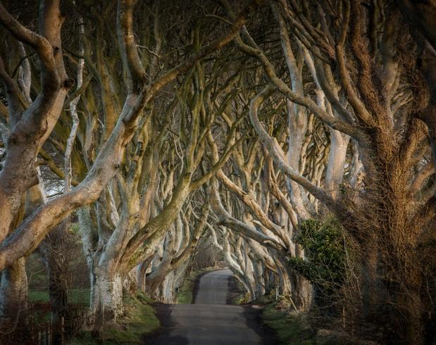 Au-delà de l'audience qu'elle génère, la série est aussi une exceptionnelle vitrine pour les destinations qui accueillent les tournages © Northern Ireland Tourist Board